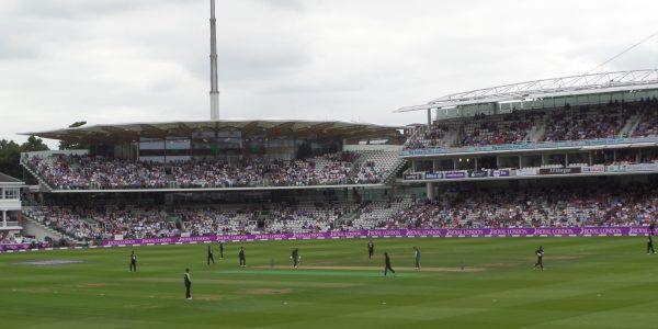 Cricket Ground Photos